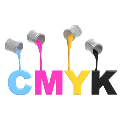 Tại sao khi in ấn dùng hệ màu CMYK mà không dùng hệ màu RGB?