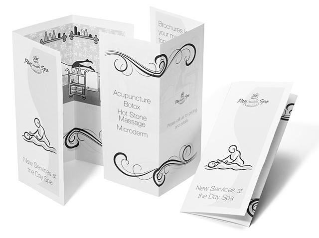 Những lưu ý khi thiết Brochure