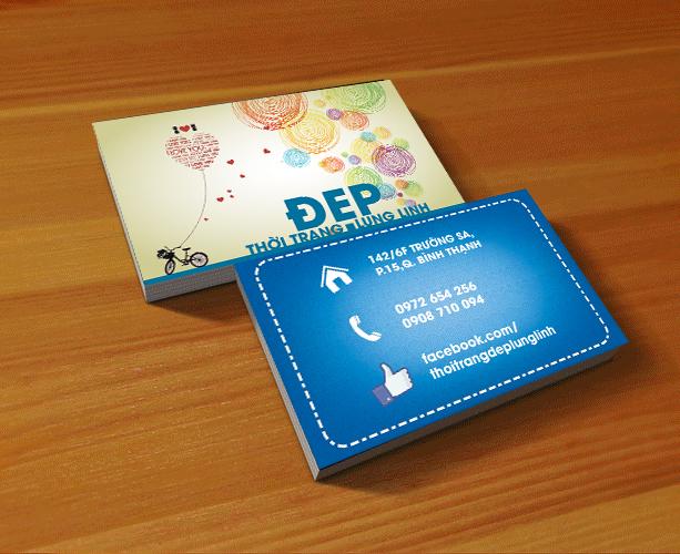 In name card – card visit chuyên nghiệp giá rẻ tại TPHCM