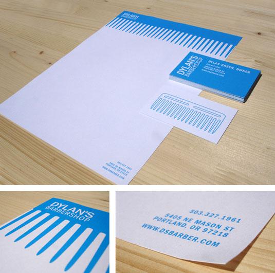 10 bí quyết để thiết kế giấy tiêu đề, bìa thư tuyệt đẹp