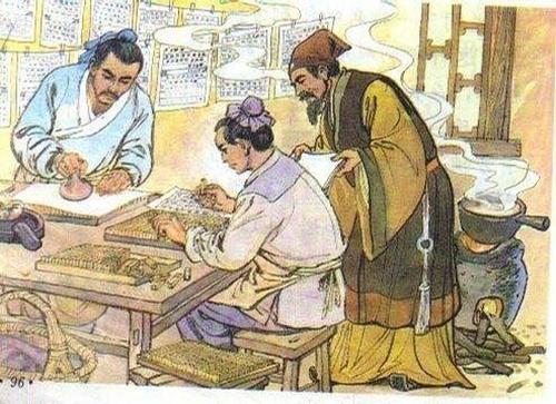 Sự ra đời của ngành in ấn