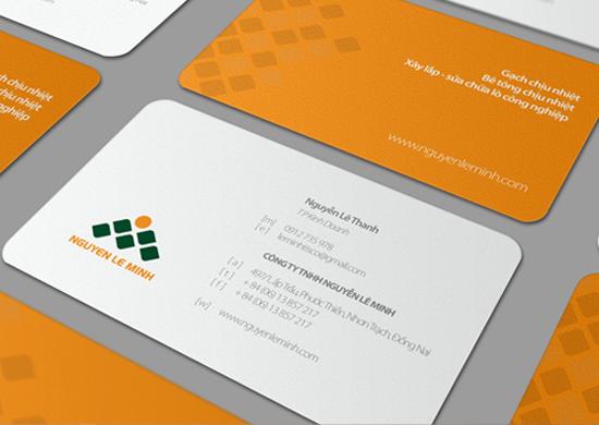 name Card Giá rẻ. HCM