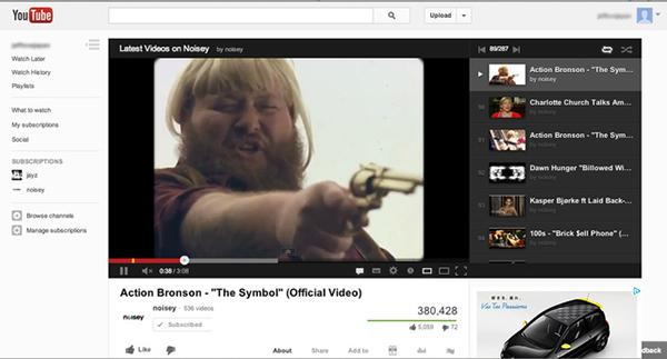 Những ý kiến trái chiều khi YouTube thay đổi giao diện