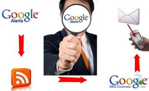 Tạo backlink với Google Alerts – SEO backlink