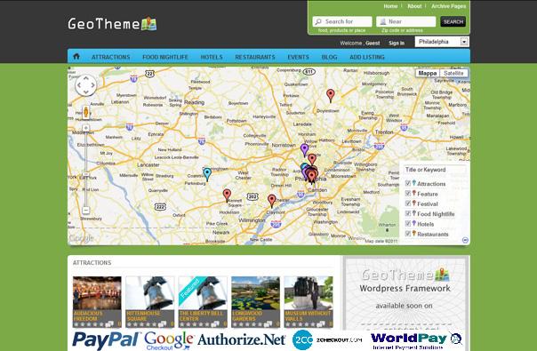 Geo Theme – Clone Foody.vn, Thodia.vn, diadiemanuong.com dễ dàng hơn bao giờ hết