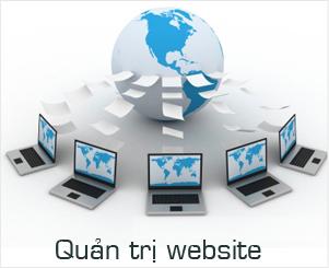 Quản trị và Chăm sóc website