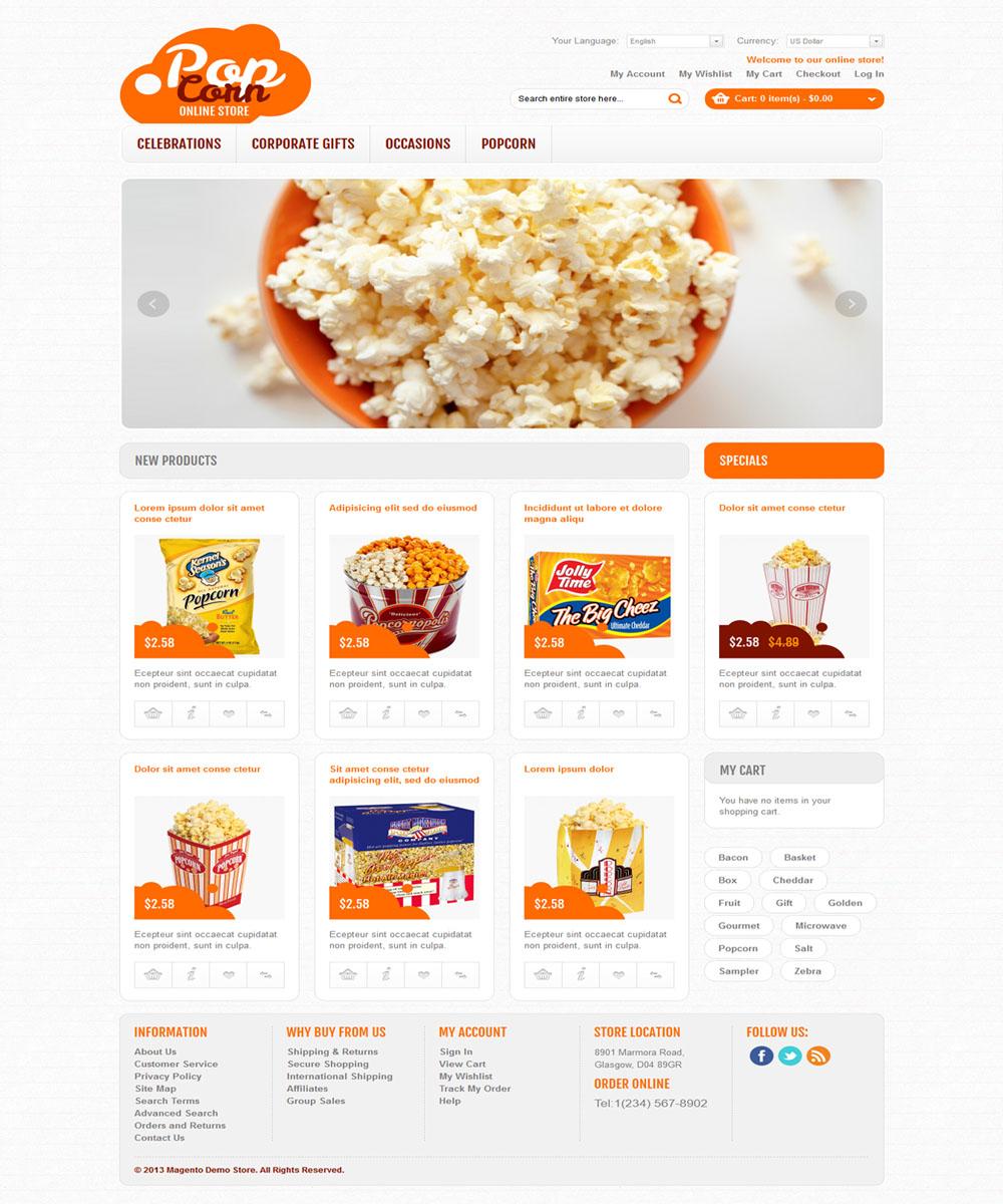 thiet ke web ban am thuc nha hang 15 Website Nhà hàng   Khách sạn